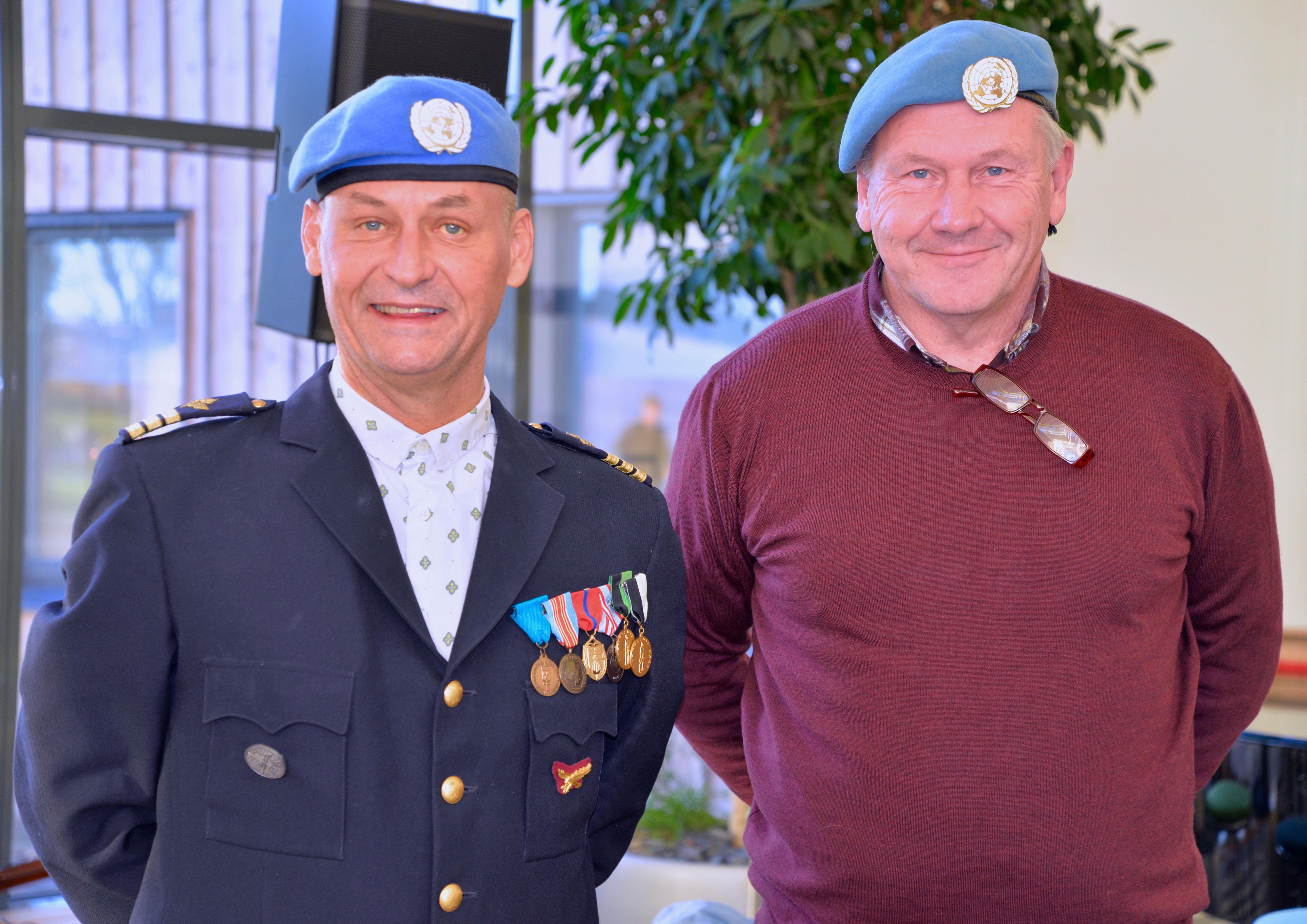 FN-dagen på Ållebergsgymnasiet